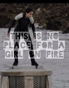 No place for Katniss Everdeen. Hunger Games Memes, Hunger Games Fandom, Hunger Games Catching Fire, Hunger Games Trilogy, Suzanne Collins, I Volunteer As Tribute, Jenifer Lawrence, Game Quotes, Katniss Everdeen