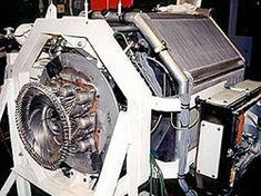 25 kW Solar Stirling