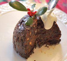 Scottish christmas pudding...