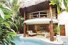 Hotel boutique Viceroy Riviera Maya luna de miel