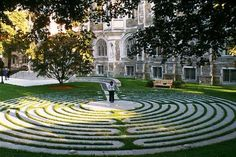 If I owned a castle I 'd have my own Labyrinth too!