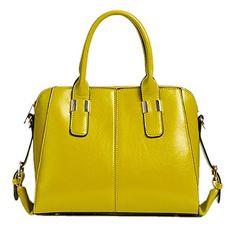 Bingirl Retro Fashion Women's Tote PU Leather Shoulder Bag Handbag Shopper SHENGXILU