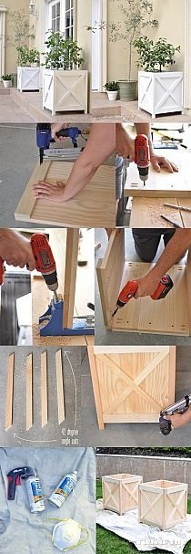 Drewniana doniczka na Stylowi.pl 2019 Drewniana doniczka na Stylowi.pl The post Drewniana doniczka na Stylowi.pl 2019 appeared first on Flowers Decor. Carpentry Projects, Diy Wood Projects, Outdoor Projects, Home Projects, Outdoor Decor, Rustic Outdoor, Diy Furniture Plans, Furniture Projects, Garden Furniture