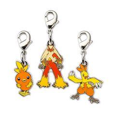 Torchic Combusken Blaziken Pokémon Minis (Evo 3 Pack)