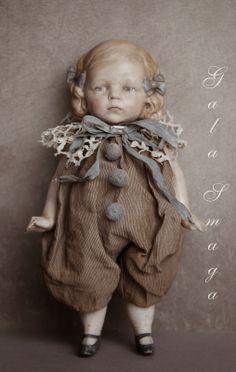 Russian Doll from Gala Smaga blog