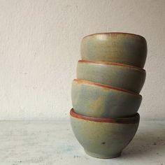 ta a ta - miska na zakázku vyrobím misky různobarevné, velikosti kolem 10 cm průměr, výška kolem 6 cm.
