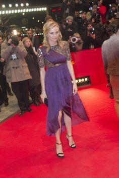 Diane Kruger on the red carpet in Berlin