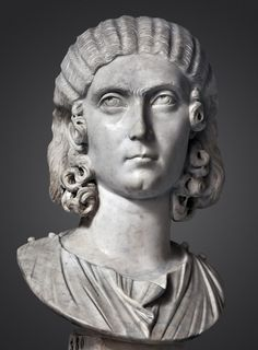 (c. 220-222 CE) Julia Paula, first wife of Emperor Elagabalus