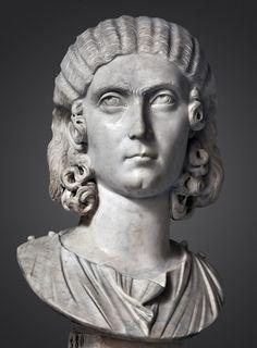 (c. 220-222 CE) Julia Paula, first wife of Emperor Elagabalus