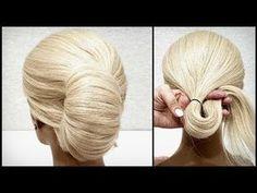 Long Hair Upstyles, Bride Hairstyles, Hair Videos, Hair Piece, Hair Hacks, New Hair, Hair Makeup, Hair Beauty, Skin Care