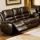 Found it at Wayfair - Providence Leather Reclining Sofa
