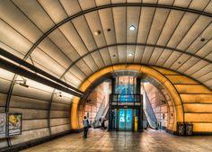 North Ryde railway station Sydney Metro, History, Historia