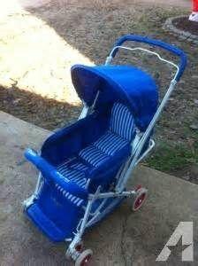 New cute Kids Baby Stroller Pushchairs Toys Diaper Net