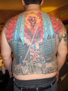 9/11 Memorial Tattoos | Inked Magazine
