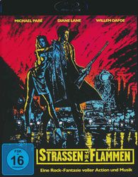 Streets of Fire (Blu-ray) Temporary cover art