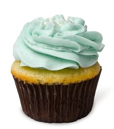 Pleasantville – Our signature vanilla bean cupcake topped with vanilla bean buttercream. Pure simplicity.