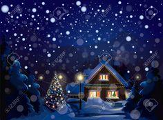15773885-winter-landscape-Merry-Christmas--Stock-Vector-background.jpg (1300×961)
