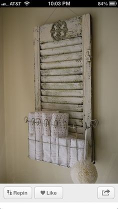 Uses for old windows