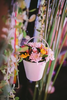 A Garden-themed Debut For a Budding Landscape Artist & Blooming Debutante - MyDebut. Debut Ideas, Pretty Flowers, Bloom, Pastel, Landscape, Garden, Plants, Theme Ideas, Ph