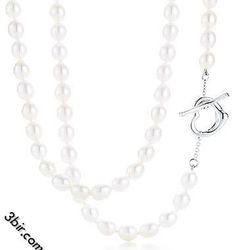 Shop for Elsa Peretti® Open Heart pearl necklace by Tiffany & Co. at ShopStyle. Tiffany And Co Necklace, Elsa Peretti, Jewelery, Pearl Necklace, Jewelry Watches, Pearls, Sterling Silver, Well Dressed, Bling Bling