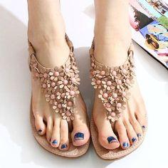 a boquet on your feet!! #loveit
