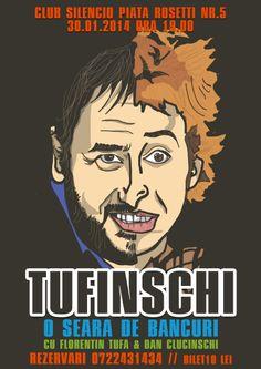 Tufinschi - event poster