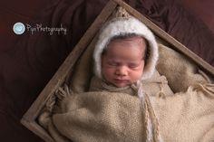 Newborn Baby Boy I Pipi Photography I Dunedin Newborn Photographer