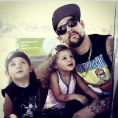 Nicole Richie and Joel Madden's Cute Family Instagrams   POPSUGAR Celebrity