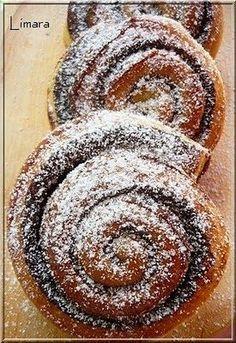 Limara péksége: Kelt kakaóscsiga