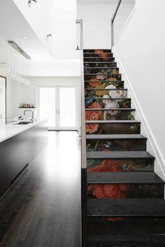 Nice! Stairs sticker MASTERPIECE #behangfabriek
