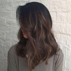 Gorgeous Spring Hair Color Ideas For Brunette 56