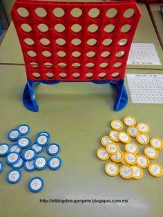 Los juegos con letras son un fantástico recurso para introducir a los niños en la lectoescritura disfrutando de ella. La magia que se produce al unir las letras y formar palabras crea adicción en los niños. Es fantástico ver cómo van descubriendo poco a poco ellos solos el aprendizaje de