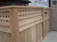 Green Ideas Landscaping, Halifax NS  Fence design