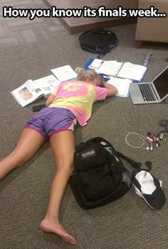 this week.....mid-terms