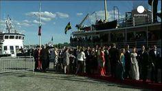 Boda real en Suecia entre el príncipe Carlos Felipe y una exmodelo