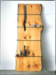 wood bookcase! Lovely