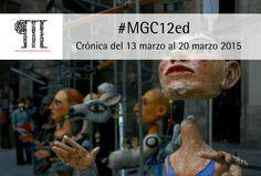 La #GestiónCultural desde las aulas del #MGC12ed. Crónica del 13 marzo al 20 marzo 2015.