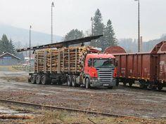 Obsiahly článok popisuje všetky fázy vyvážacího procesu od dopravy po sousřeďonáví a odvoz dreva z miesta ťažby. Trucks, Train, Vehicles, Truck, Car, Strollers, Vehicle, Tools