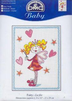 Schematic cross stitch Baby 1