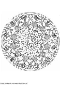Coloring page mandala-1602q - img 4516.