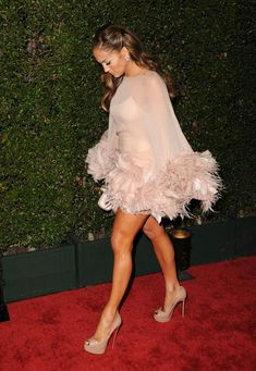 Jennifer Lopez - Fox Golden Globe Awards Party - Arrivals