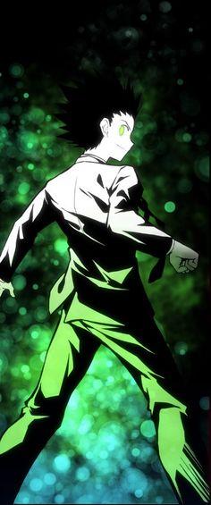 Hunter X Hunter-gon Killua, Hisoka, Hunter X Hunter, Hunter Anime, Blade Runner, Manga Anime, Anime Art, Avatar, Ging Freecss