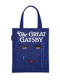 The Great Gatsby tote bag