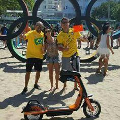 SUNRA MIKU In the RIO OLYMPIC