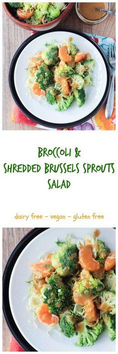 Broccoli & Shredded
