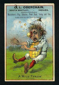 1880s Ad