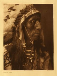 Ogala Sioux Chief Red Cloud. More Ogala Sioux photos at my blogsite