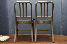 Aluminum Industrial Chairs