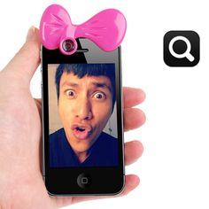 Fish Eye front camera  http://ordanburdan.az/products/fish-eye-front-camera/ Объектив широкоугольный для iPhone 5/5S.
