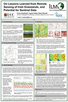 Research poster powerpoint template free powerpoint poster on lessons learned from remote sensing of irish grasslands and potential for sentinel data academic posterresearch toneelgroepblik